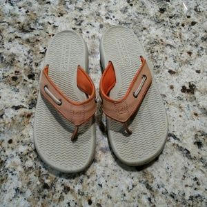 Sperry Top-Sider Thong Sandal 6M